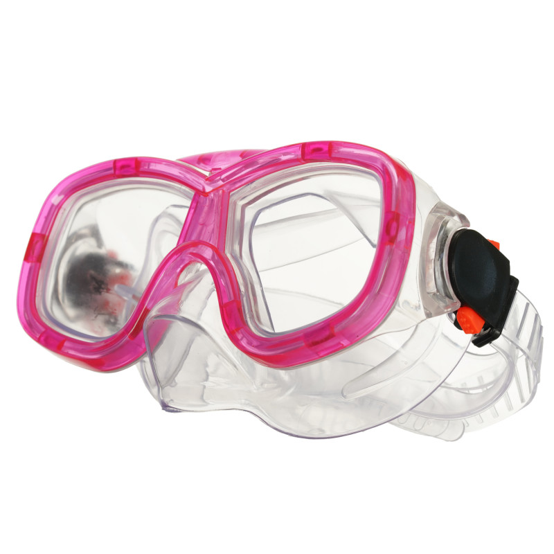 Μάσκα κολύμβησης, ροζ  116071