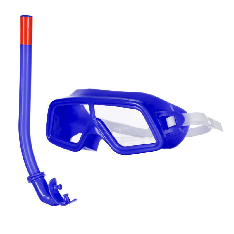 Παιδικό σετ κολύμβησης / κατάδυσης, μπλε  116085
