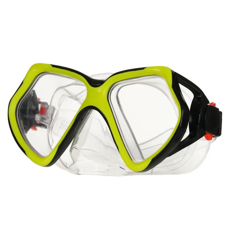 Water Works Μάσκα καταδύσεων/ κολύμβησης, κίτρινο  116099