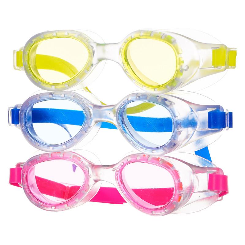 Γυαλιά κολύμβησης, σετ 3  116148
