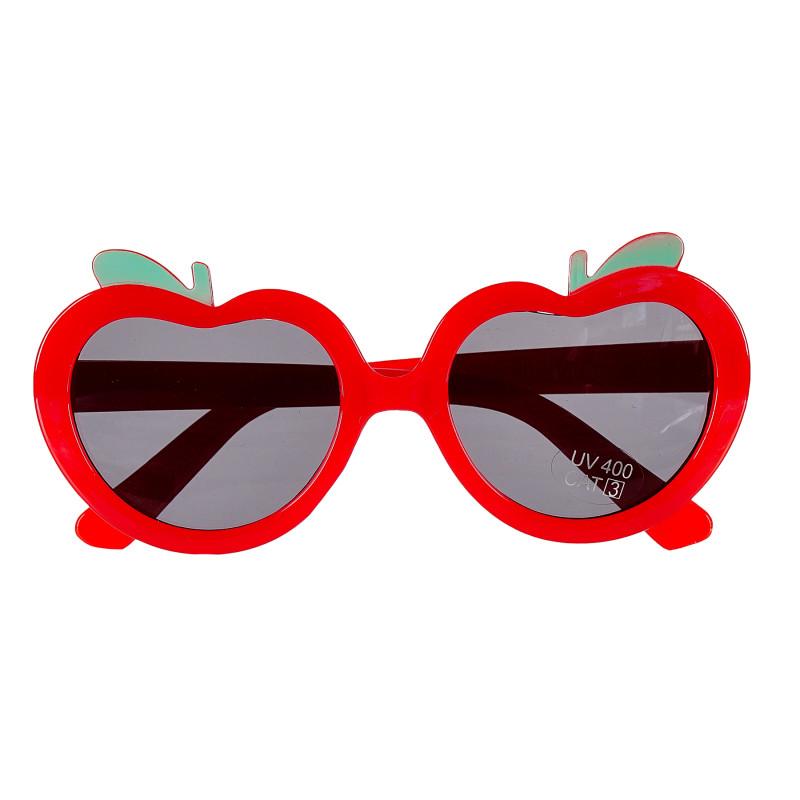 Γυαλιά ηλίου, σε κόκκινο χρώμα για κορίτσια  116282