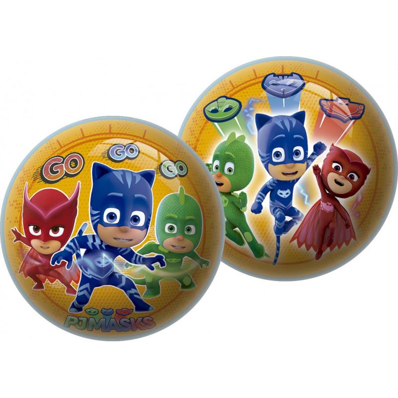 Κίτρινη μπάλα αγοριού και κοριτσιού - Μάσκες PJ 23 εκ  1163