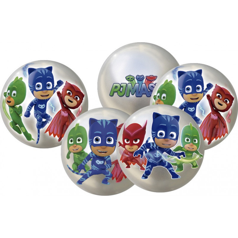 PJ MASKS πολύχρωμη και ενδιαφέρουσα μπάλα για αγόρια και κορίτσια  1180