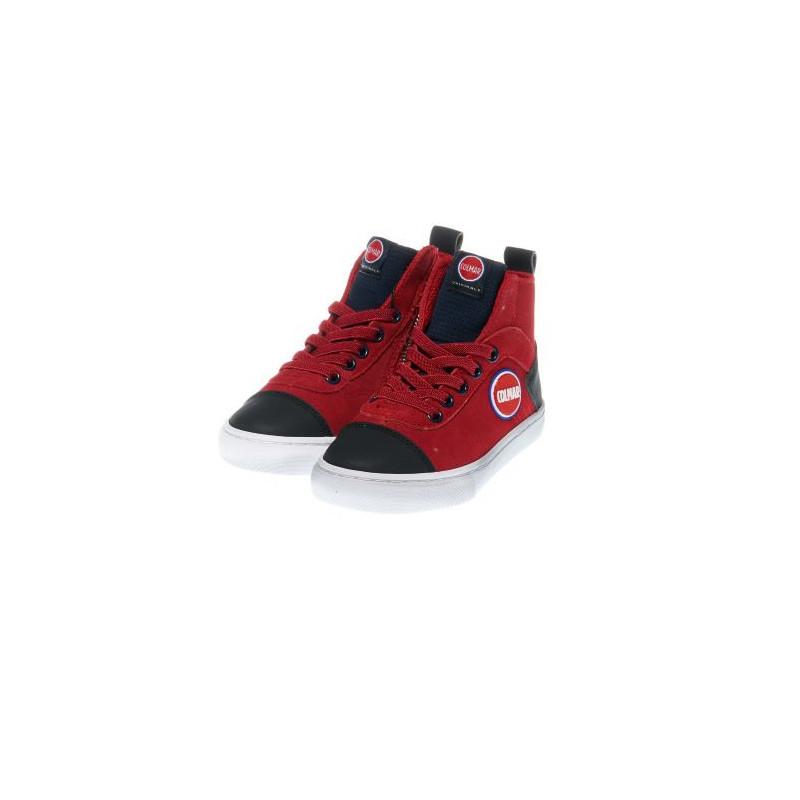 Υψηλά αθλητικά παπούτσια για αγόρια με φερμουάρ  12395