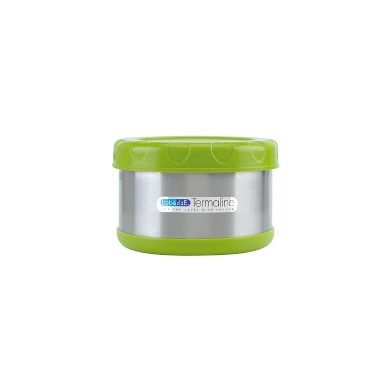 Θερμός πλαστικών τροφίμων, 500 ml, πράσινο  1272