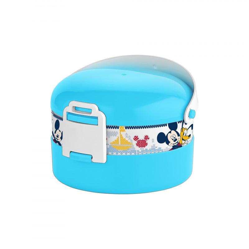 Διακοσμητικό κουτί τροφίμων, πλαστικό 1 l, Mickey  128408