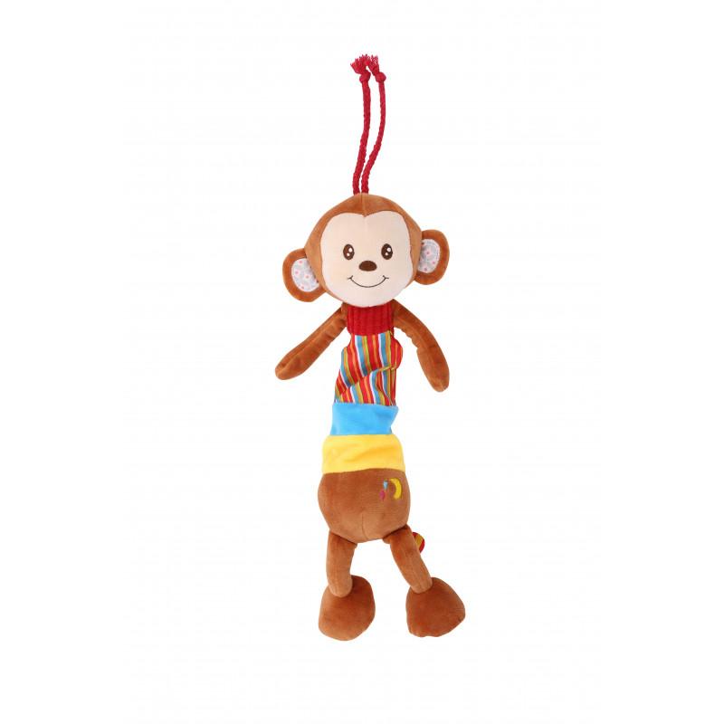 Μουσικό παιχνίδι μαϊμού  1398