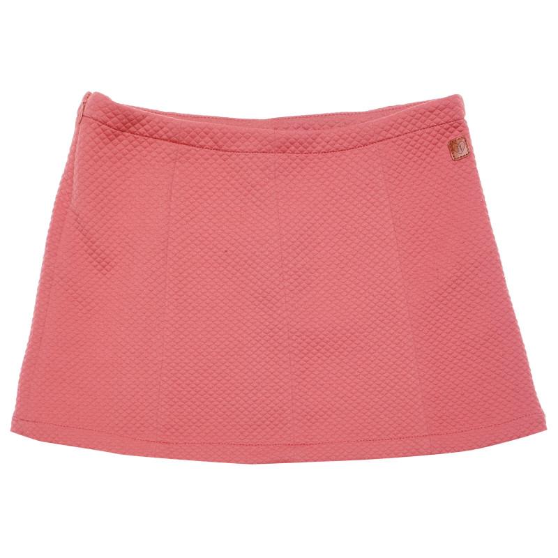 Ροζ φούστα για κορίτσια  142246