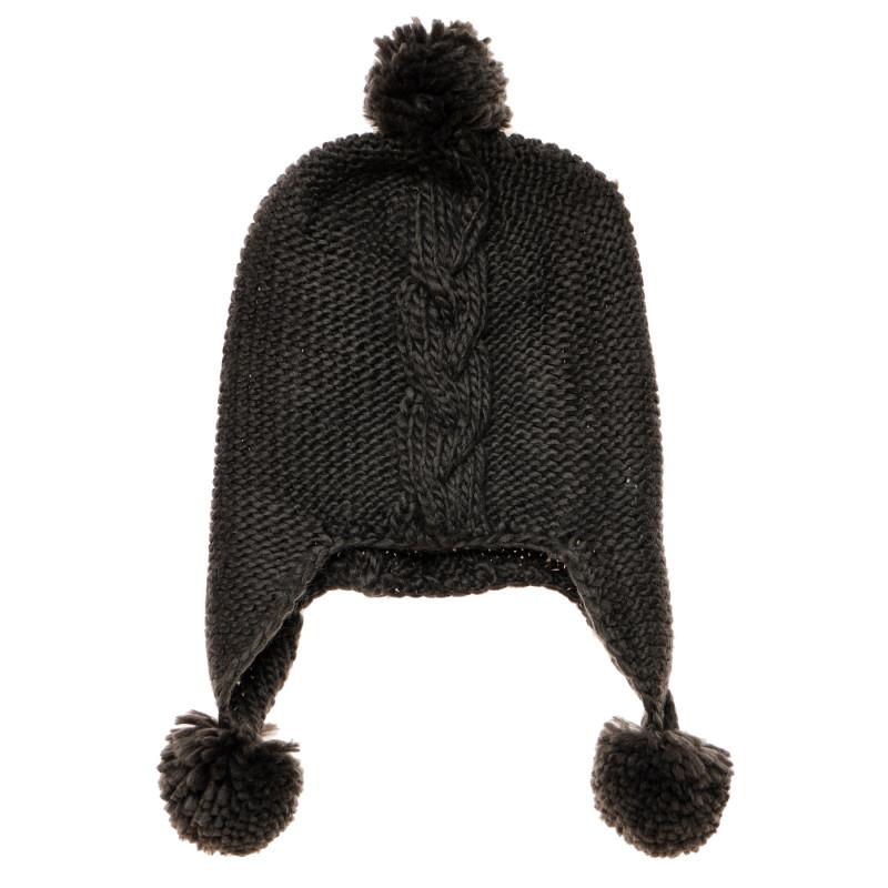 Κορίτσια γκρι καπέλο  142601