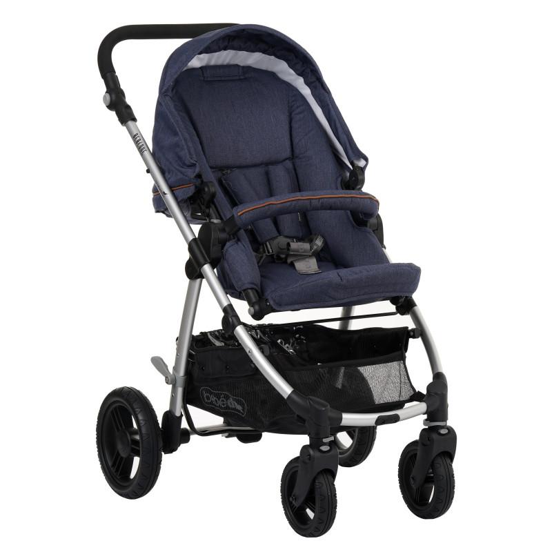Καροτσάκι μωρού BEYOND, μπλε  161195