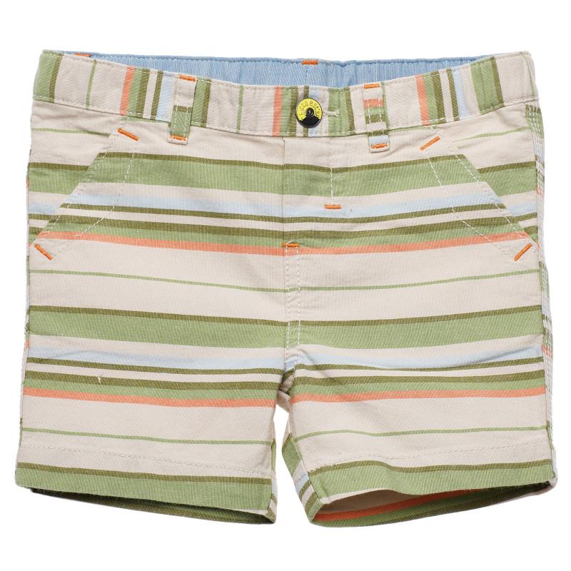 Βαμβακερό παντελόνι για μωρά, πολύχρωμο  181247