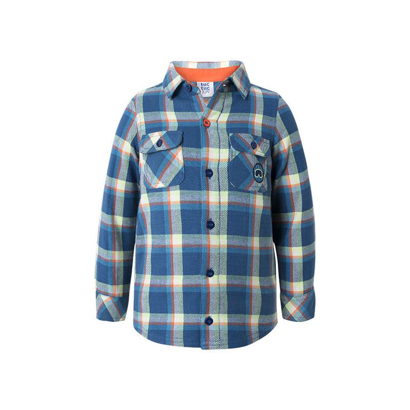 Καρό πουκάμισο για αγόρι  1815