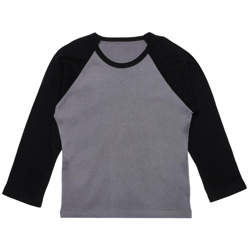 Βαμβακερή μπλούζα, καθημερινή για αγόρια  183074