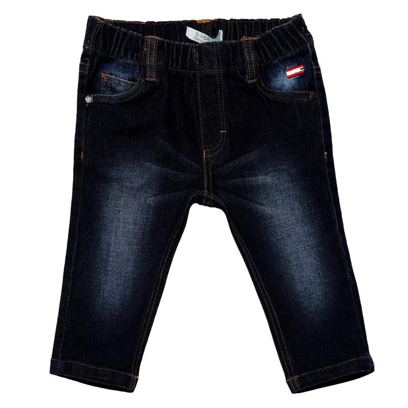 Παντελόνι τζιν μακρύ για αγόρια  183800