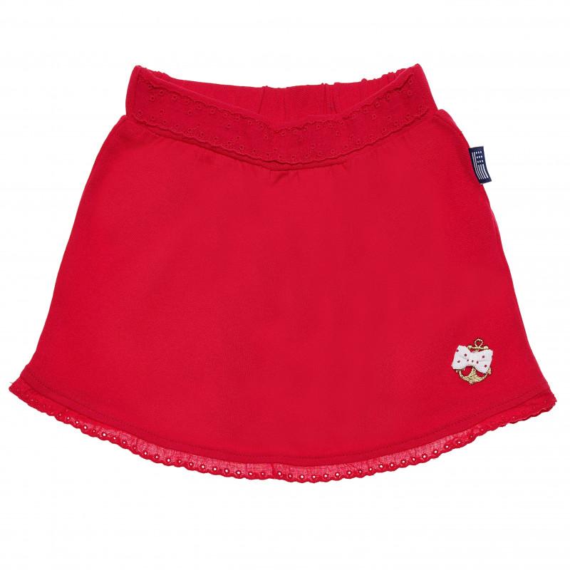 Φούστα για κορίτσι, κόκκινο  184866