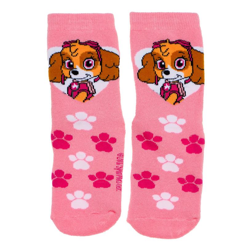 Κάλτσες για αγόρι, ροζ  185419