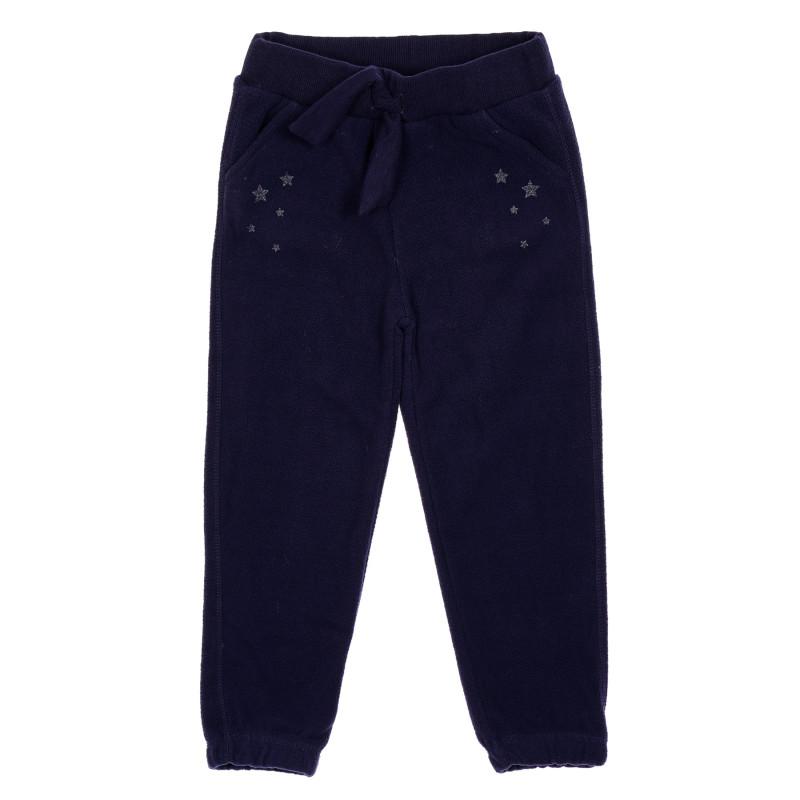 Ισοθερμικό παντελόνι για κορίτσι, σκούρο μπλε  188991
