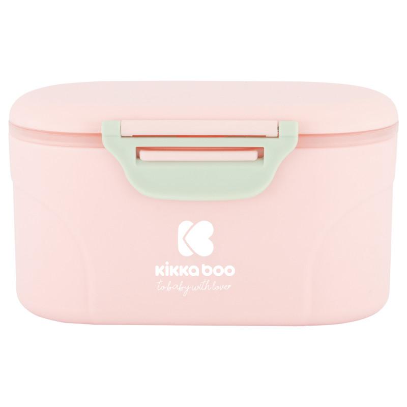 Κουτί αποθήκευσης ξηρού γάλακτος, Σε μωρό με αγάπη, ροζ, 0,95 λίτρα.  189370