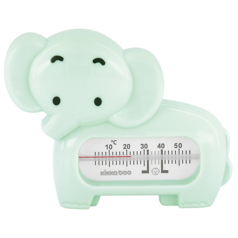 Θερμόμετρο μπάνιου - Elephant, πράσινο χρώμα  189495