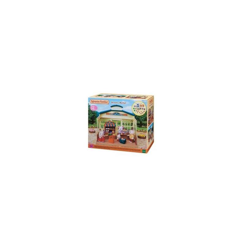 Σετ Sylvanian Families - Σούπερ μάρκετ, πάνω από 35 τεμάχια  200952