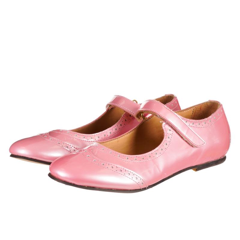Μπαλαρίνες σε ροζ χρώμα  202146