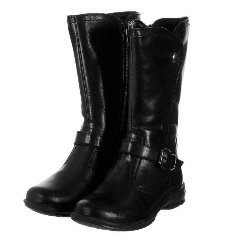 Μπότες - μαύρες  203273