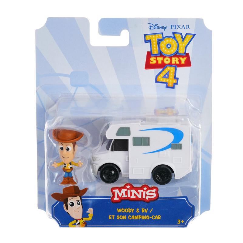 Μίνι φιγούρα με όχημα - Toy Story, №2  204678