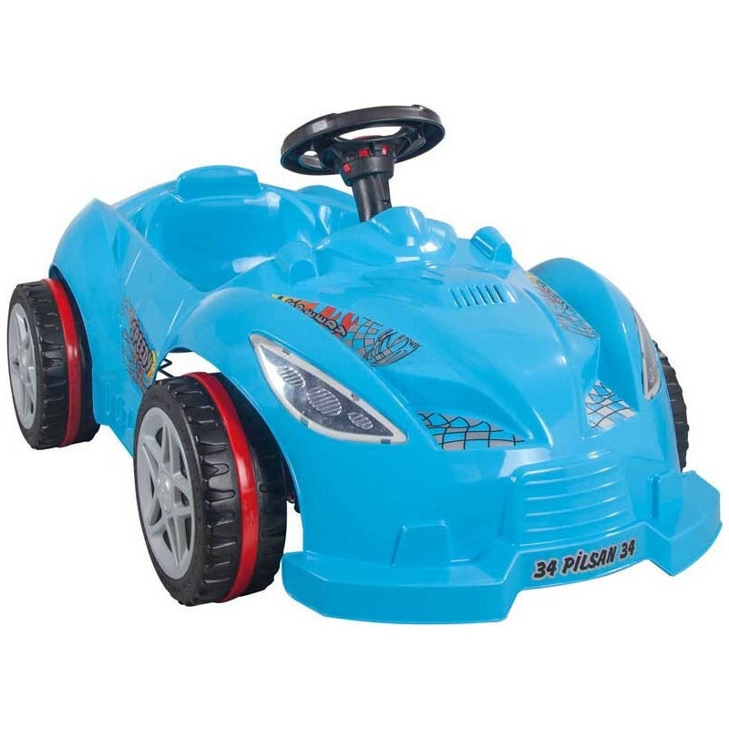 Αυτοκίνητο με πεντάλ και κόρνα SPEEDY  205273