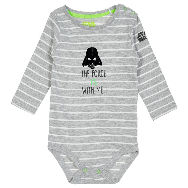 Φορμάκι Star Wars για μωρά, γκρι  205435