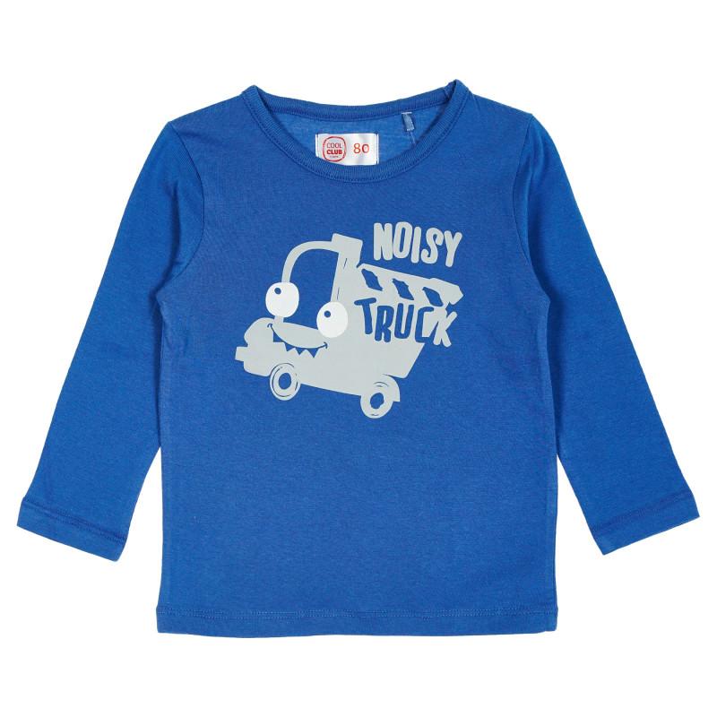 Μπλούζα μωρού, μπλε  205593