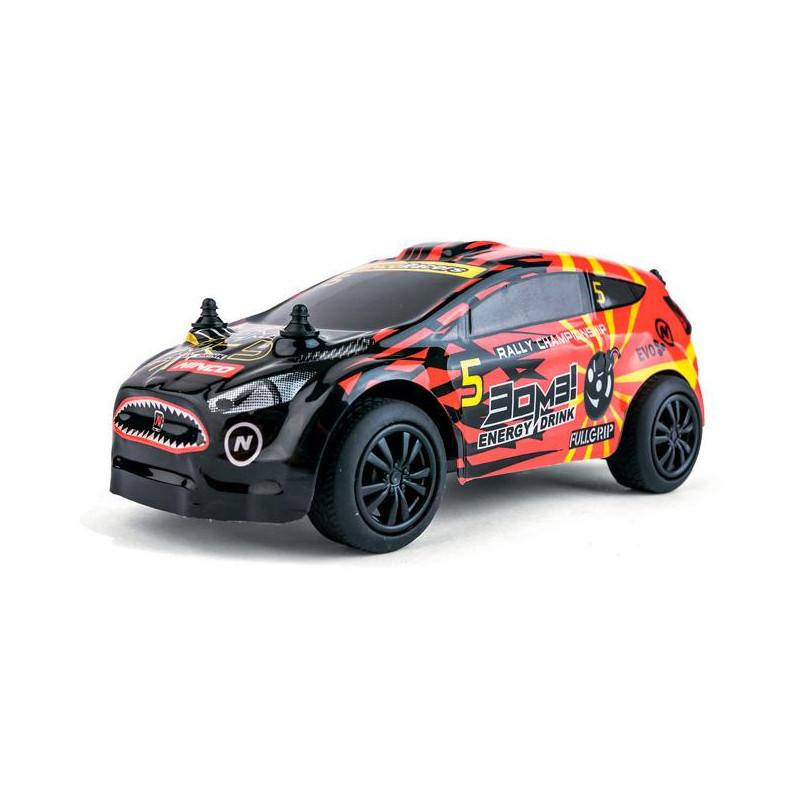 Αυτοκίνητο με τηλεχειριστήριο X RALLY BOMB  206726