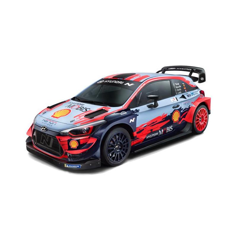 Αγωνιστικό αυτοκίνητο με τηλεχειριστήριο HYUNDAI i20 COUPE WRC  206804