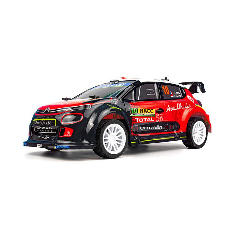 Αγωνιστικό αυτοκίνητο με τηλεχειριστήριο CITROËN C3 WRC  206806