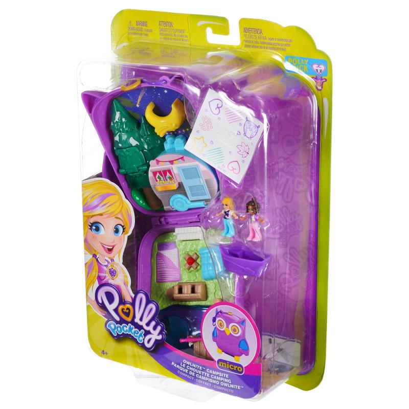 Σετ παιχνιδιών - Ο κόσμος της Polly με μίνι κούκλες Νο 3  207004
