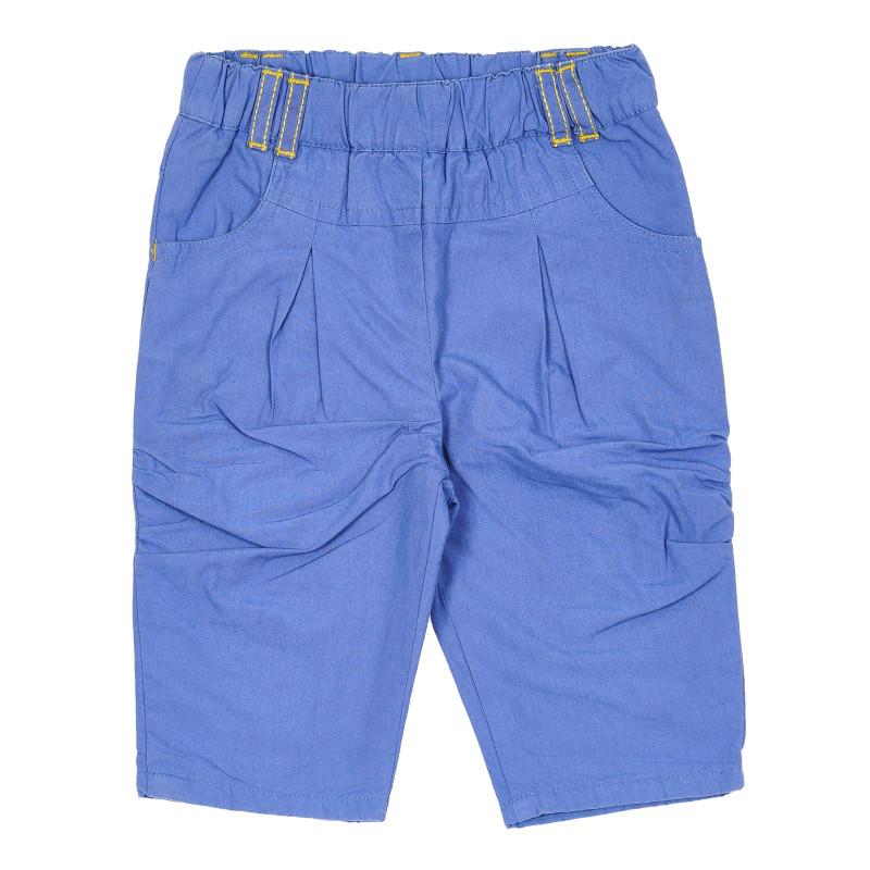 Παντελόνι μωρού, σε μπλε χρώμα  207414