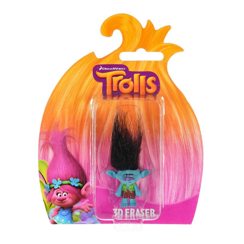 Γόμα μολυβιού Troll, 3D №2  207447