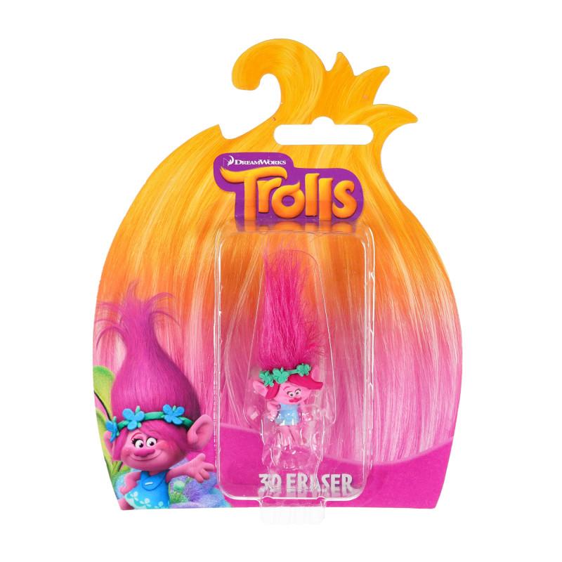 Γόμα μολυβιού Trolls σε 3D №3  207449