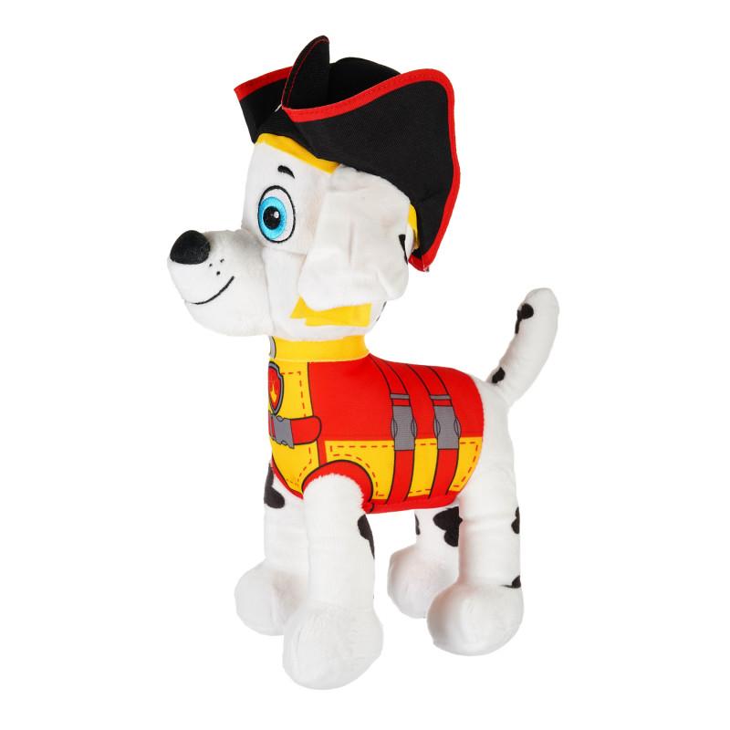 Λούτρινο σκυλάκι Μάρσαλ 28 εκατοστά   207464