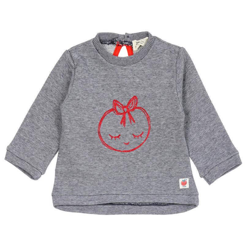 Μπλούζα με εκτύπωση για μωρό  208408