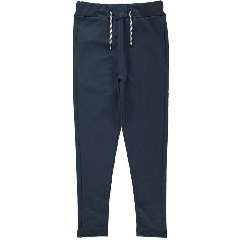 Παντελόνι, σε σκούρο μπλε χρώμα  209458