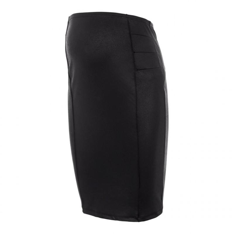 Μαύρη φούστα για εγκύους  209515