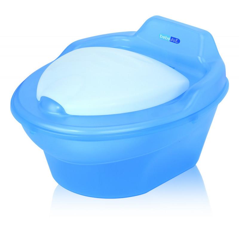 Γιογιό μωρού με αφαιρούμενο δοχείο σε μπλε χρώμα  22979