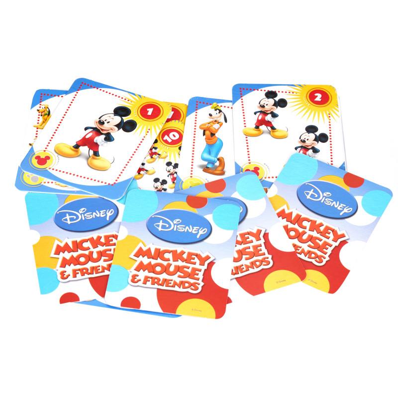 Χαρακτήρες Disney που παίζουν χαρτιά, 4+ χρονών   230792