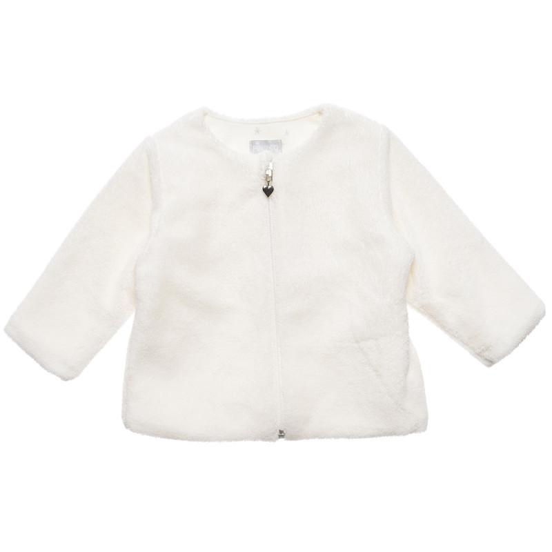 Μακρυμάνικη βελούδινη μπλούζα για κορίτσι  231976