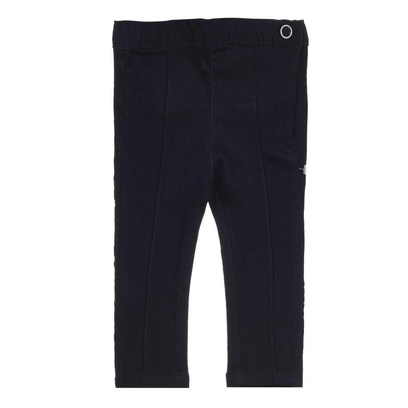 Παντελόνι για κοριτσάκια, σκούρο μπλε  241426