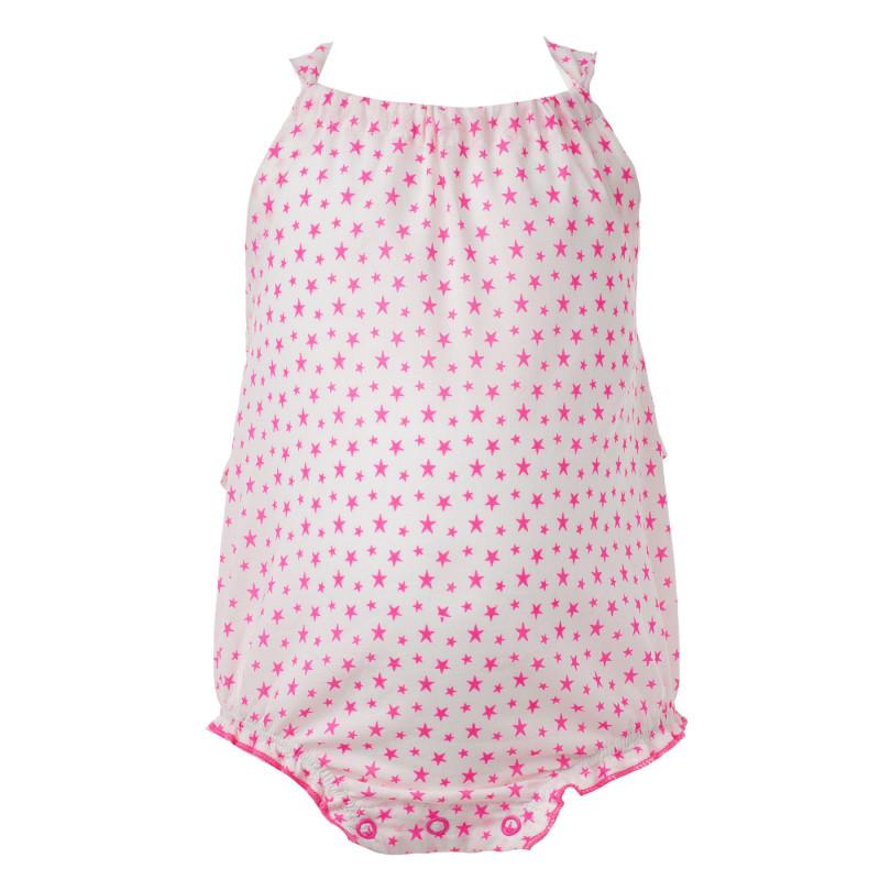 Σετ μωρού βαμβακερό 2 μέρη, ροζ  248718