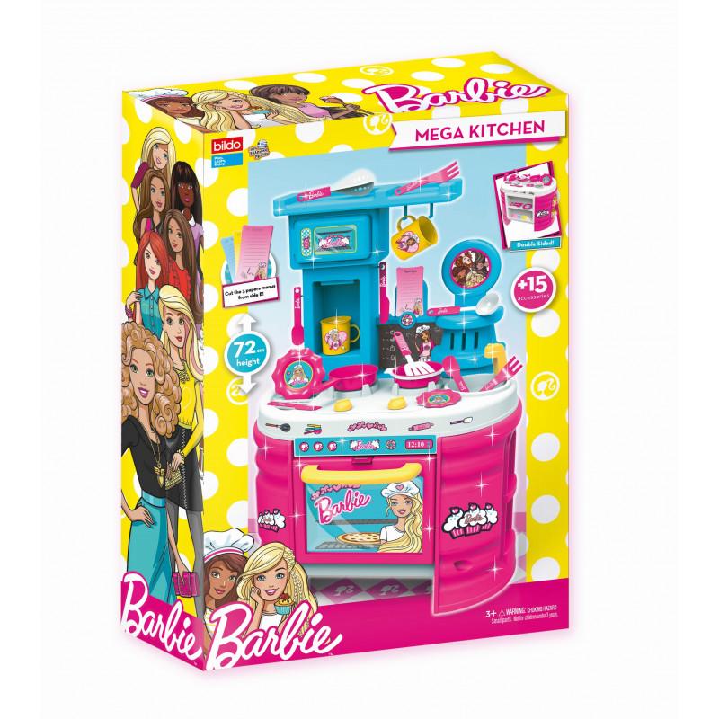 """Παιδικό σετ  Barbie """"Mega Kitchen""""  25497"""