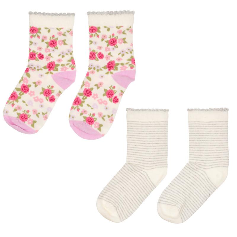 Σετ δύο ζευγάρια κάλτσες  261292