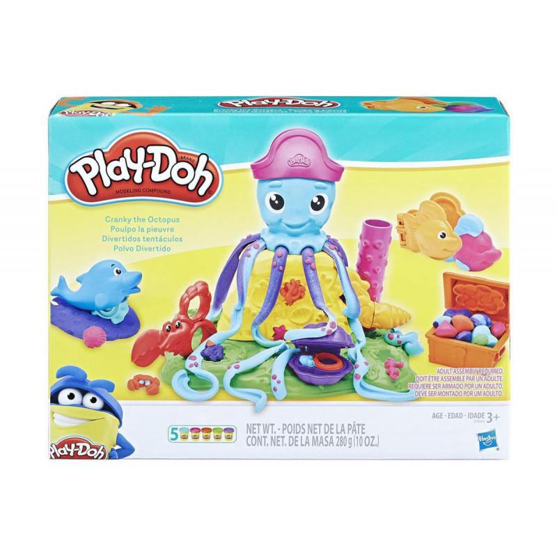 Παίξτε Doh Cranky Octopus Modeling  2622