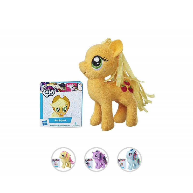 My Little Pony - βελούδινο παιχνίδι, 12 cm  2629